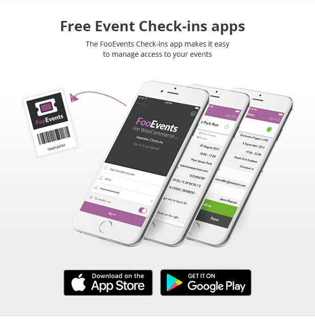 fooevents3 - FooEvents for WooCommerce