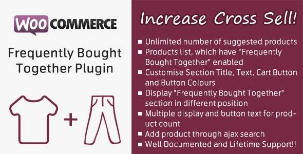 frequently - WooCommerce Frequently Bought Together Plugin