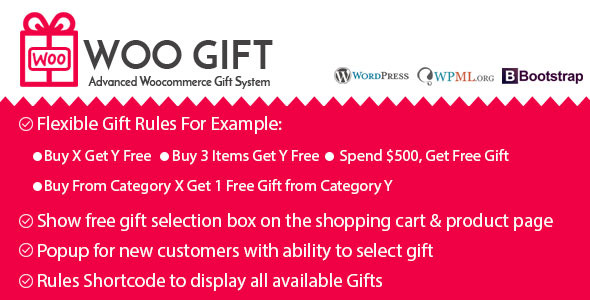 gift - Woo Gift : Advanced Woocommerce Gift Plugin
