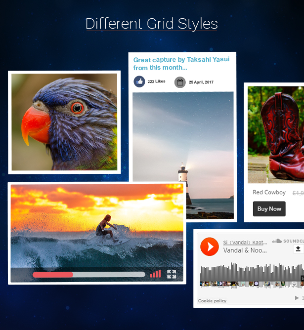 grid6 - Grid FX - Ultimate Grid Plugin for WordPress