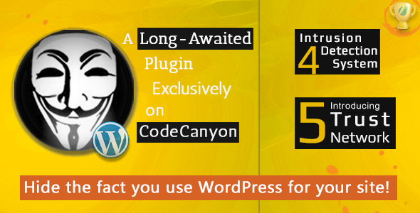 hide - Hide My WP - Amazing Security Plugin for WordPress!