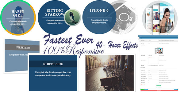 hover - Image Hover Effects - WordPress Plugin