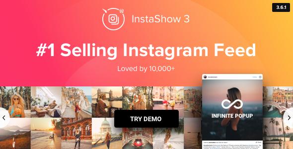 instagram - Instagram Feed - WordPress Instagram Gallery