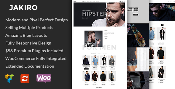 jakiro 1 - Jakiro - Fashion Shop WordPress Theme