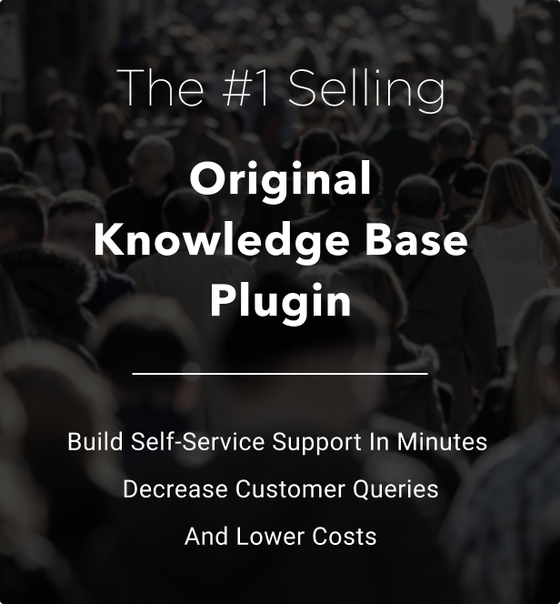 knowledge2 - Knowledge Base | Helpdesk | Support | Wiki WordPress Plugin