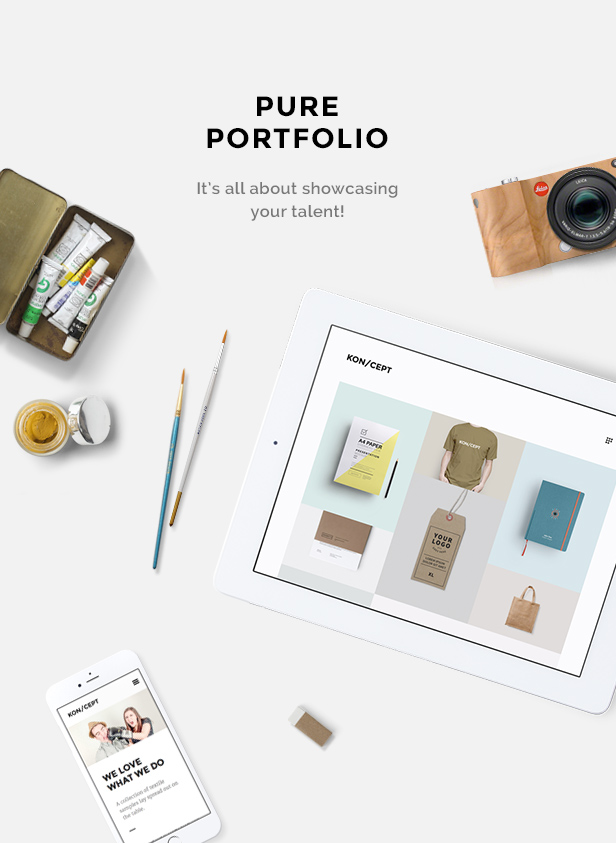 koncept3 - KON/CEPT - A Portfolio Theme for Creative People