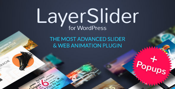 layerslider - LayerSlider Responsive WordPress Slider Plugin