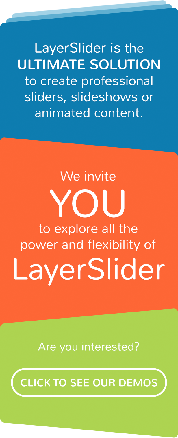 layerslider3 - LayerSlider Responsive WordPress Slider Plugin