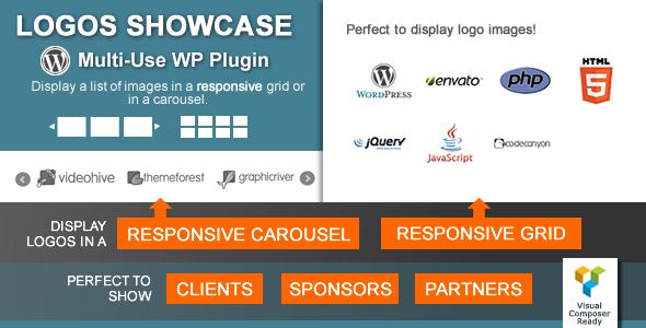 logos - Logos Showcase - Multi-Use Responsive WP Plugin