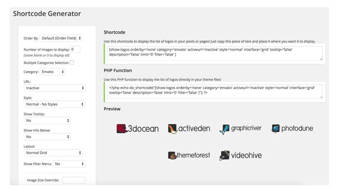 logos7 - Logos Showcase - Multi-Use Responsive WP Plugin