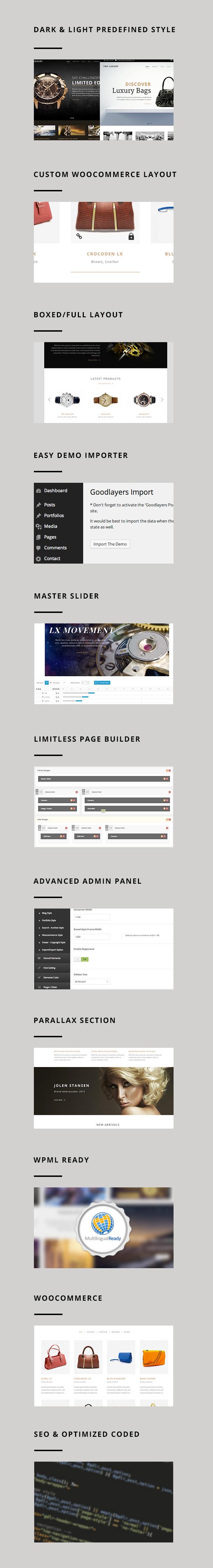 luxury2 - The Luxury - Dark/Light Responsive WordPress Theme