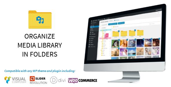 media - WP Media File Manager - WordPress Media Library Folders/Categories Upload Plugin
