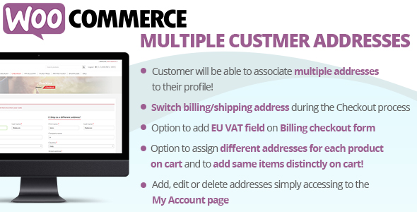 multiple0 - WooCommerce Multiple Customer Addresses
