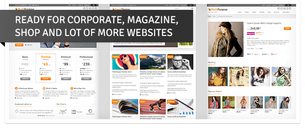 multipurpose4 - MultiPurpose - Responsive WordPress Theme