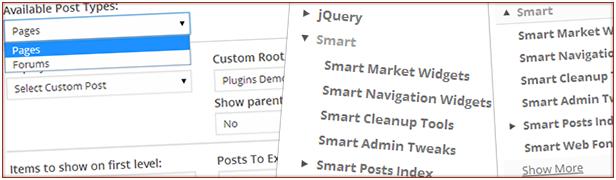 navigation5 - Smart Navigation Widgets