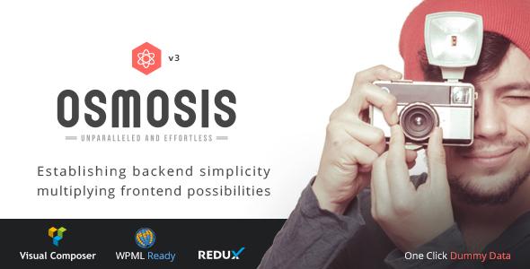 osmosis - Osmosis - Responsive Multi-Purpose Theme