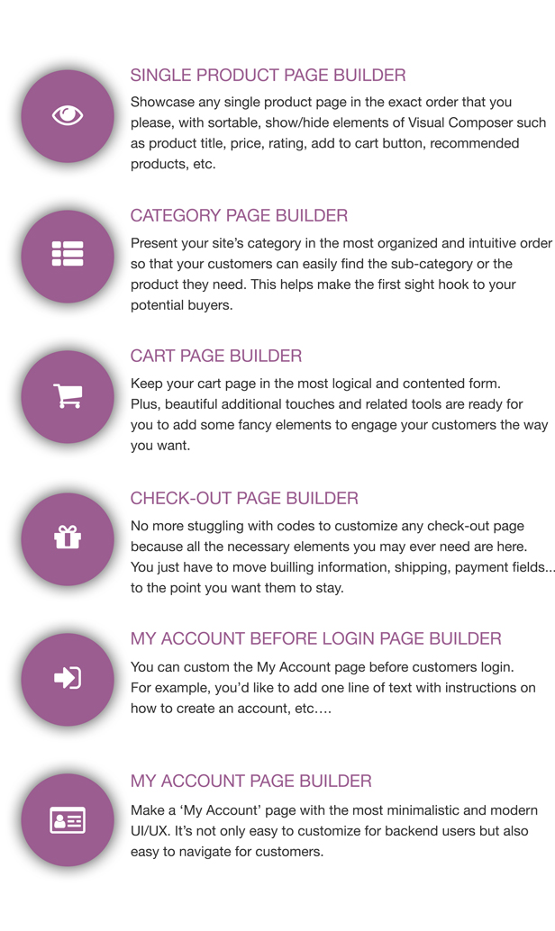 page2 - WooCommerce Page Builder