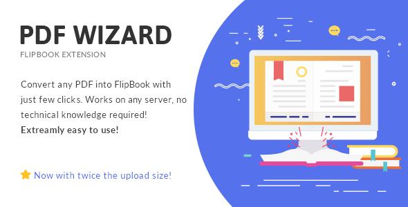pdf - PDF To FlipBook Extension