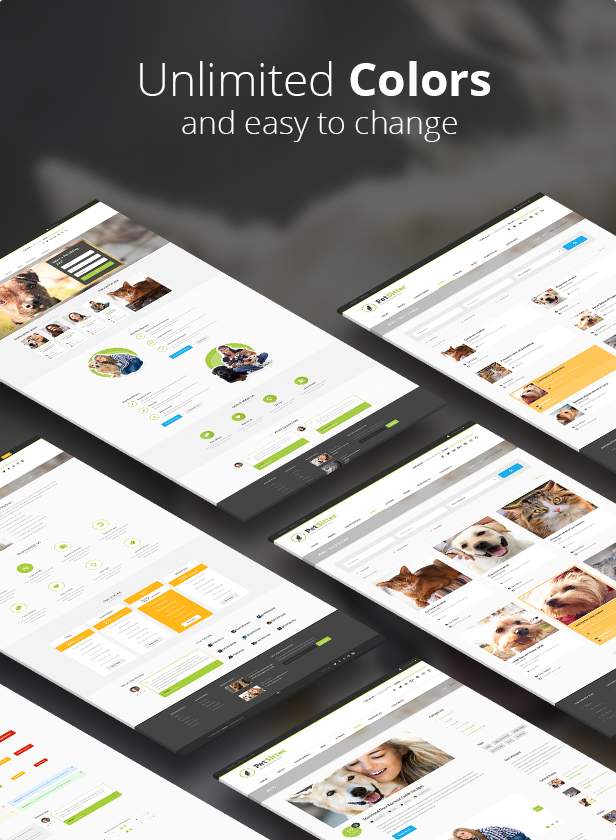 petsitter4 - Pet Sitter - Job Board Responsive WordPress Theme