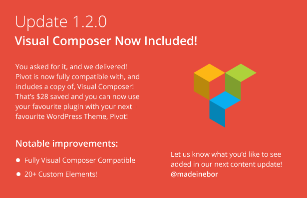 pivot2 - Pivot | Responsive Multipurpose WordPress Theme
