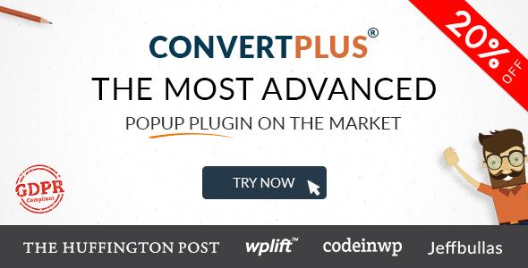 popup - Popup Plugin For WordPress - ConvertPlus