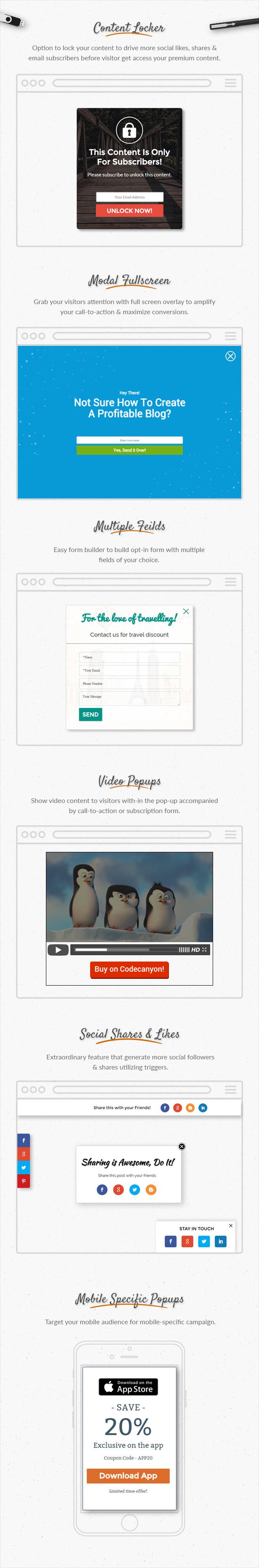popup8 - Popup Plugin For WordPress - ConvertPlus