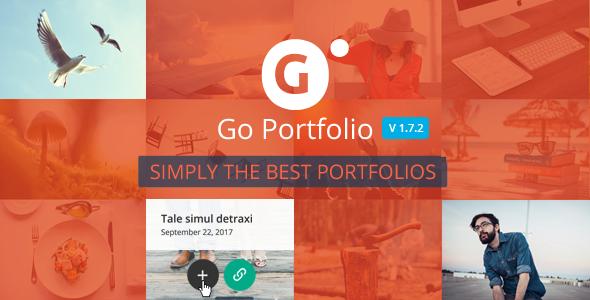 portfolio - Go Portfolio - WordPress Responsive Portfolio