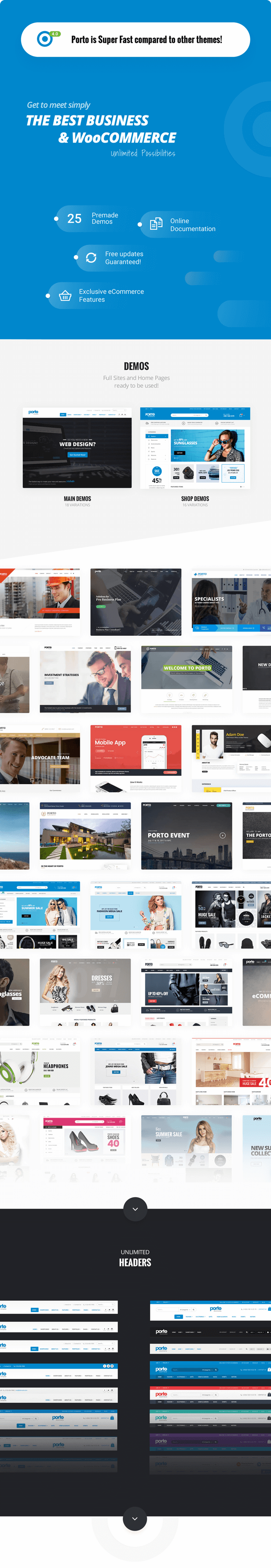 porto2 - Porto | Responsive WordPress + eCommerce Theme