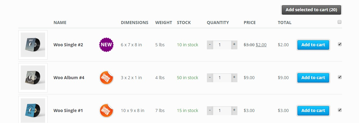 products2 - Woocommerce Products List Pro