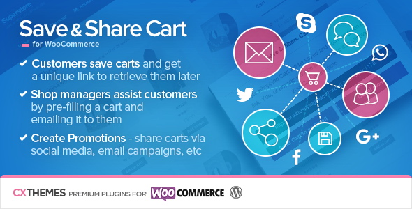 save - Save & Share Cart for WooCommerce