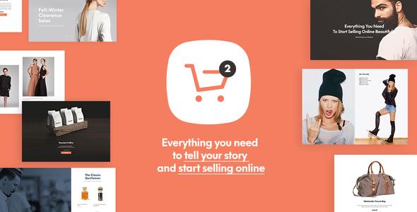 shopkeeper - Shopkeeper - eCommerce WP Theme for WooCommerce