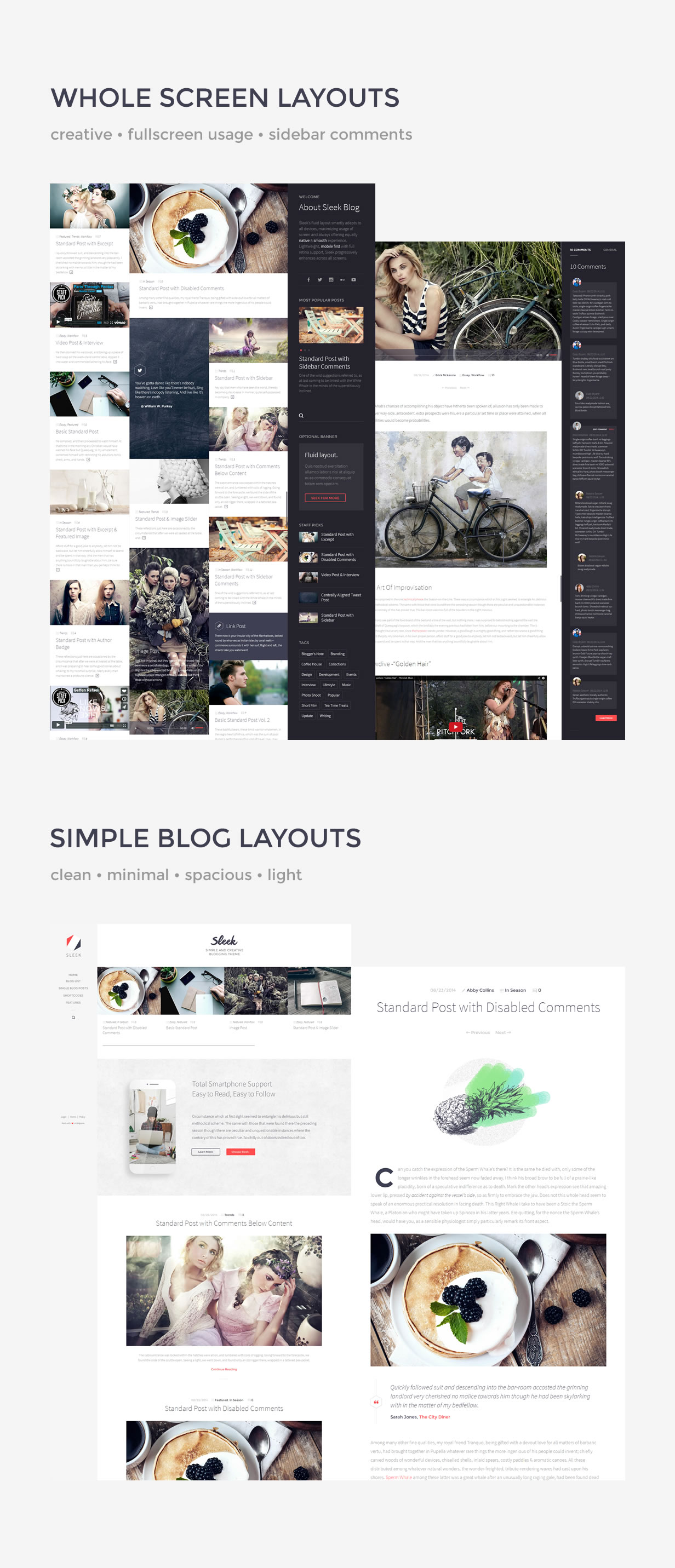 sleek2 - Sleek | Responsive & Creative WordPress Blog Theme