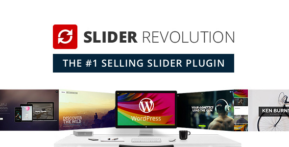 slider revolution responsive wordpress plugin - Slider Revolution Responsive WordPress Plugin