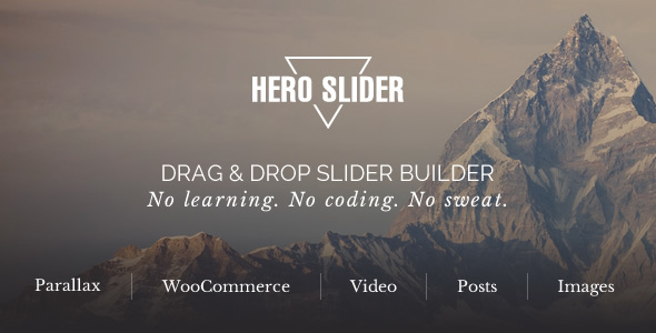 slider - Hero Slider - WordPress Slider Plugin