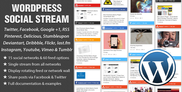 social - WordPress Social Stream