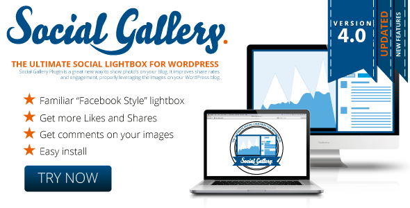 social - Social Gallery WordPress Photo Viewer Plugin