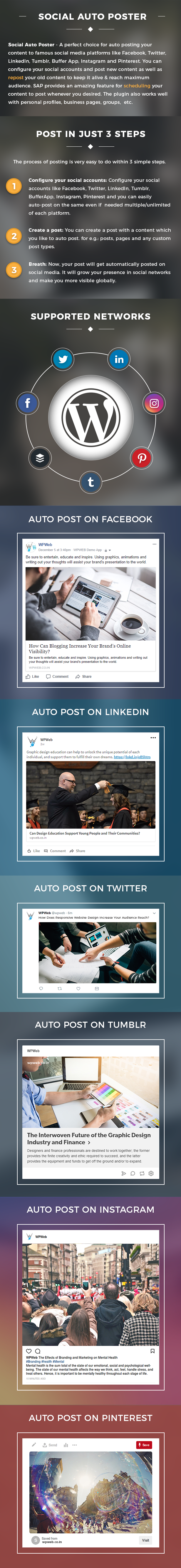 social2 3 - Social Auto Poster - WordPress Plugin