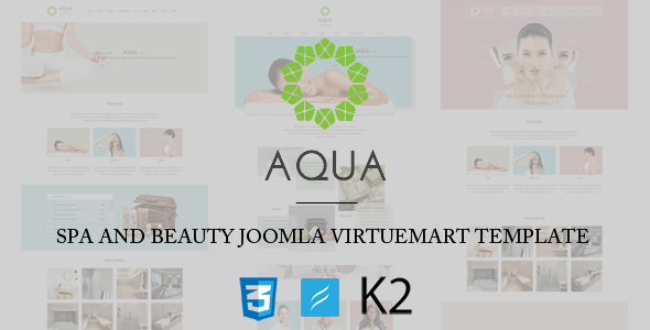 spa - Spa and Beauty Joomla VirtueMart Template