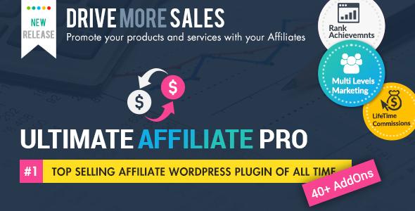 ultimate 1 - Ultimate Affiliate Pro WordPress Plugin