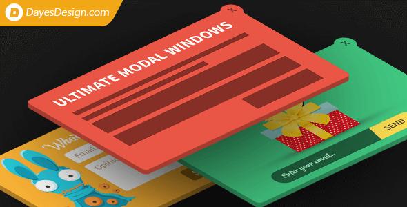 ultimate - Ultimate Modal Windows