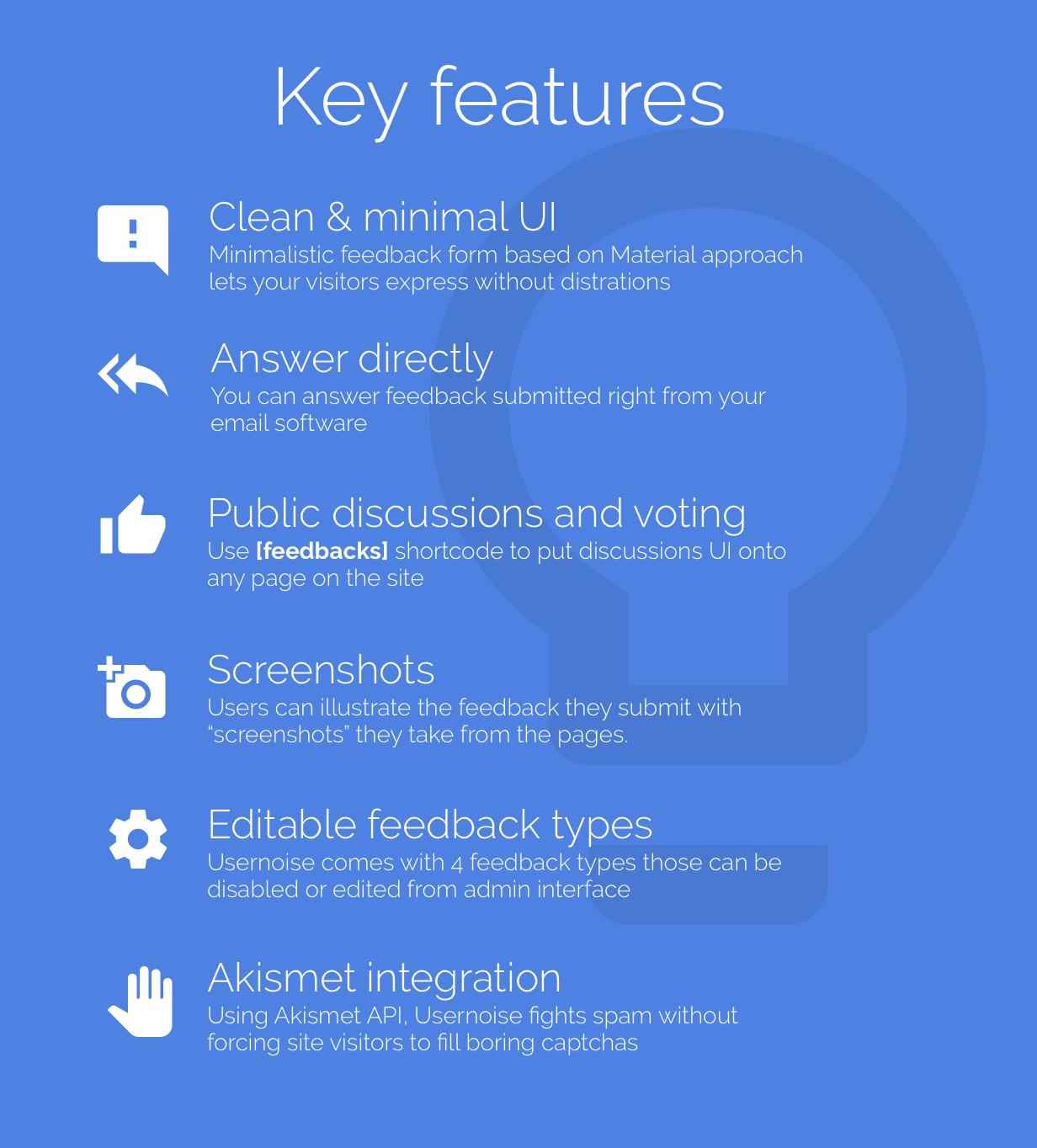 usernoise2 - Usernoise Pro Modal Feedback & Contact form
