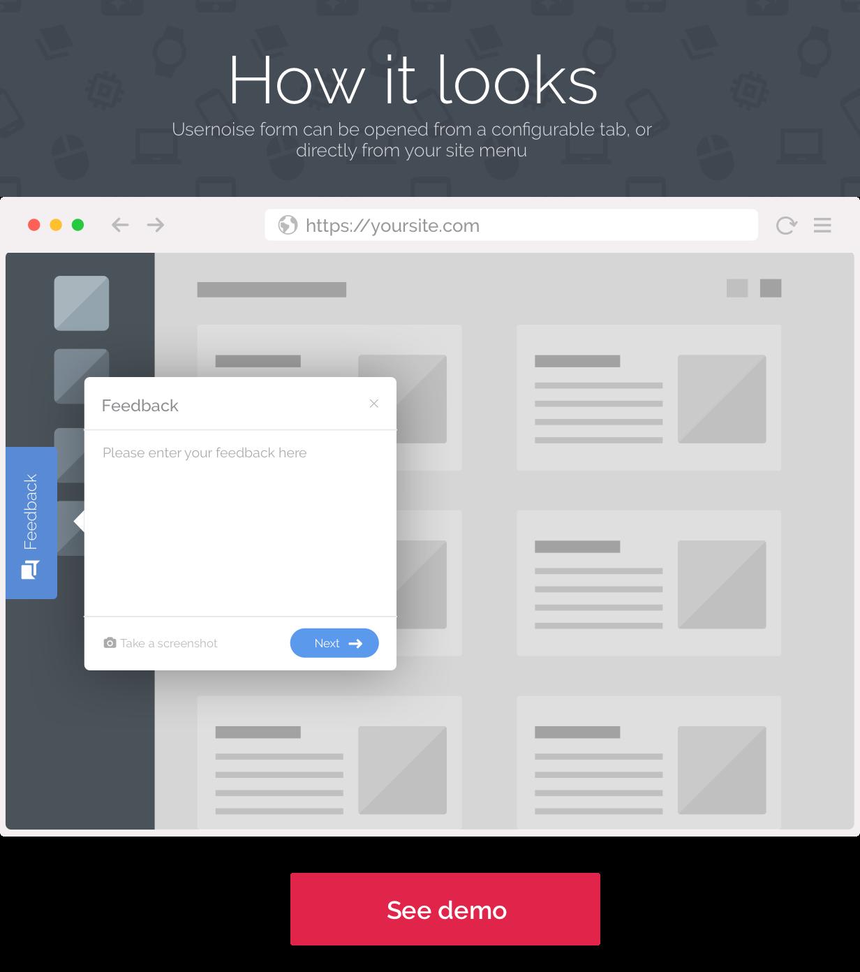 usernoise3 - Usernoise Pro Modal Feedback & Contact form