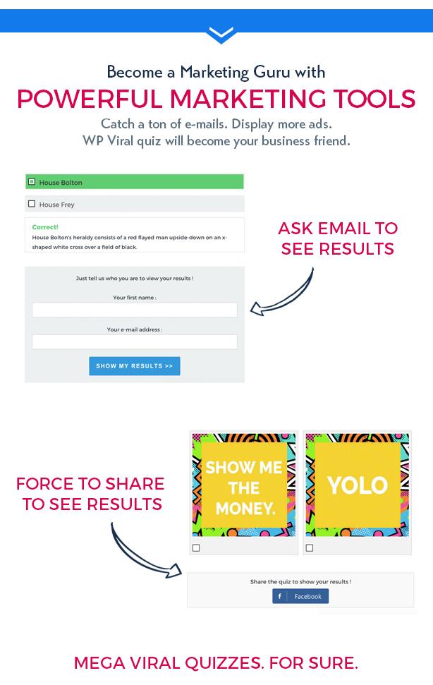 viral3 - Wordpress Viral Quiz – BuzzFeed Quiz Builder