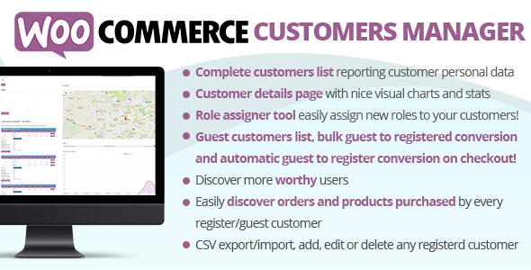 woocommerce 1 - WooCommerce Customers Manager