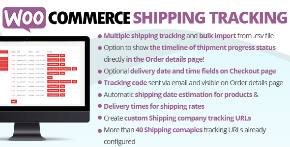 woocommerce 2 - WooCommerce Shipping Tracking