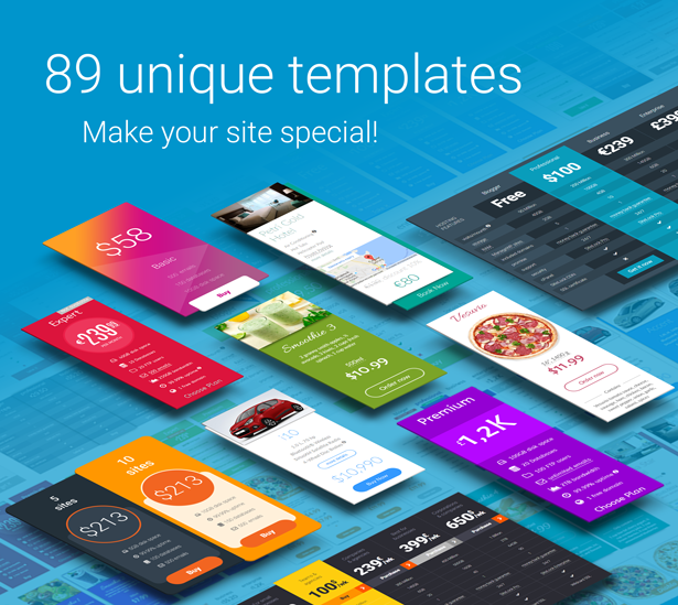 wppricing2 - WP Pricing Table Builder - Responsive Pricing Plans Plugin for WordPress