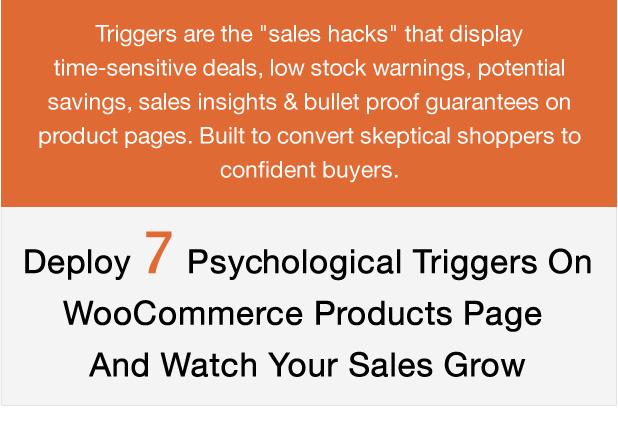 xl2 - XL WooCommerce Sales Triggers