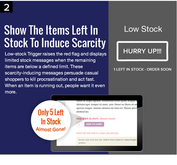 xl4 - XL WooCommerce Sales Triggers