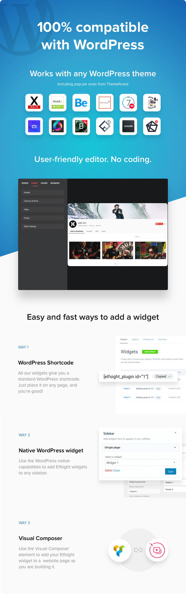youtube6 - YouTube Plugin – WordPress YouTube Gallery