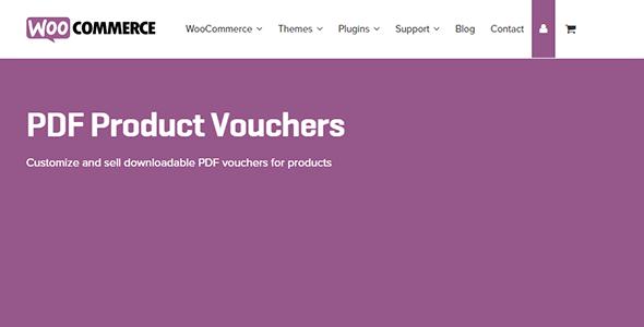 12 - PDF Product Vouchers